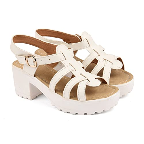 f1073e4b040a Bare Soles Trendy Sandals - WS1a-39  Buy Online at Low Prices in ...
