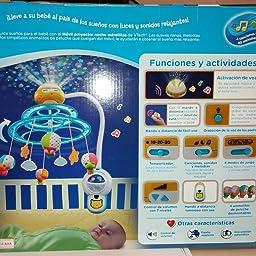 Amazon.es:Opiniones de clientes: VTech - Baby Noche Estrellitas ...