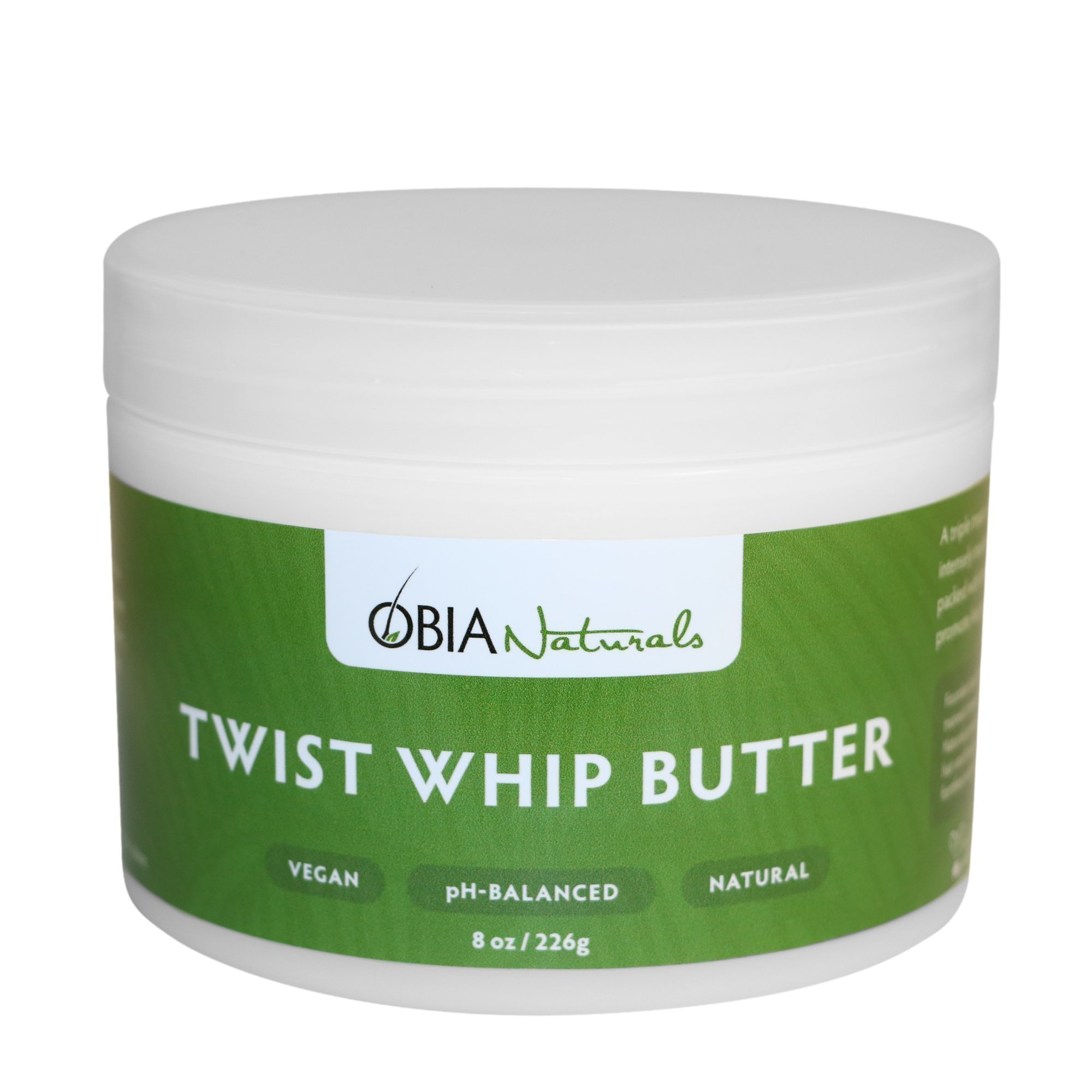 OBIA Naturals Twist Whip Butter, 8 oz.
