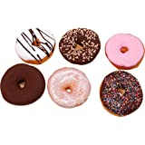 Donuts 6 pack Assorted Fake Food