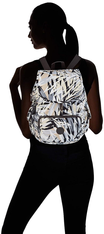 Kipling Dam City Pack S ryggsäck Multicolour (Urban Palm)