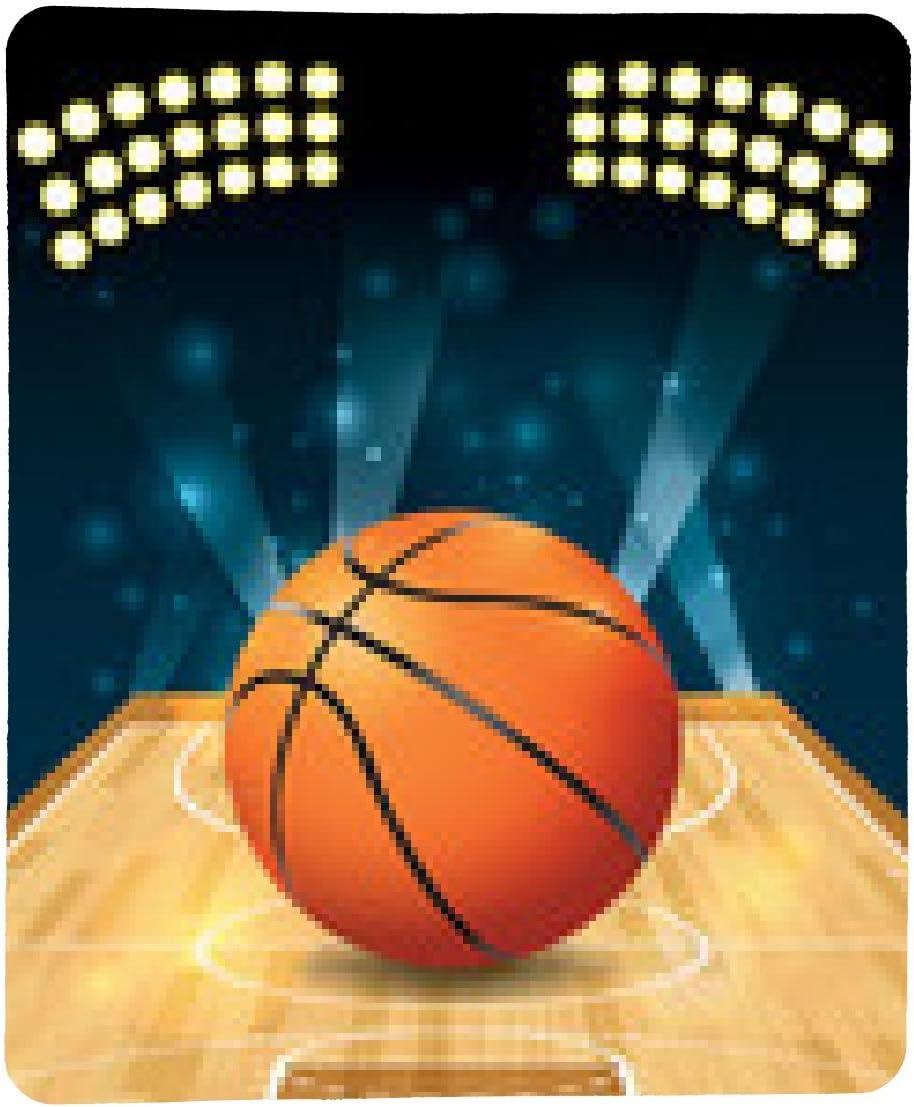 alfombrilla de ratón Cancha de baloncesto vector: Amazon.es ...