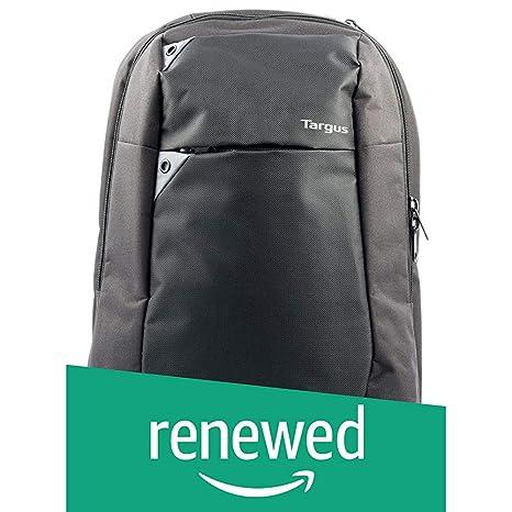 Renewed  Targus 15.6 inch Intellect Laptop Backpack Bags   Sleeves