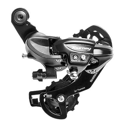 Amazon.com: Shimano Tourney rd-ty300 6/7speed Desviador ...