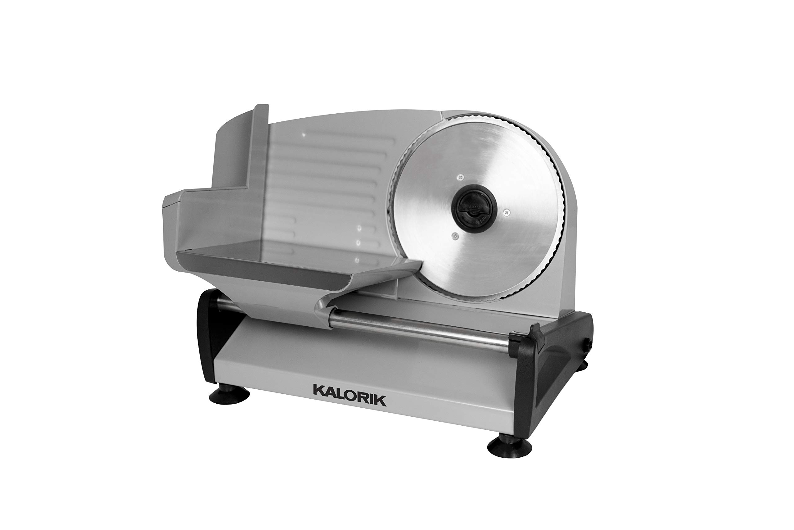 Kalorik 200 W Professional Food Slicer, Silver by Kalorik