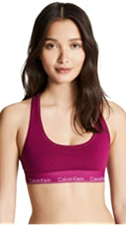 bd2f2f6c38 Calvin Klein Women s Modern Cotton Unlined Bralette at Amazon ...