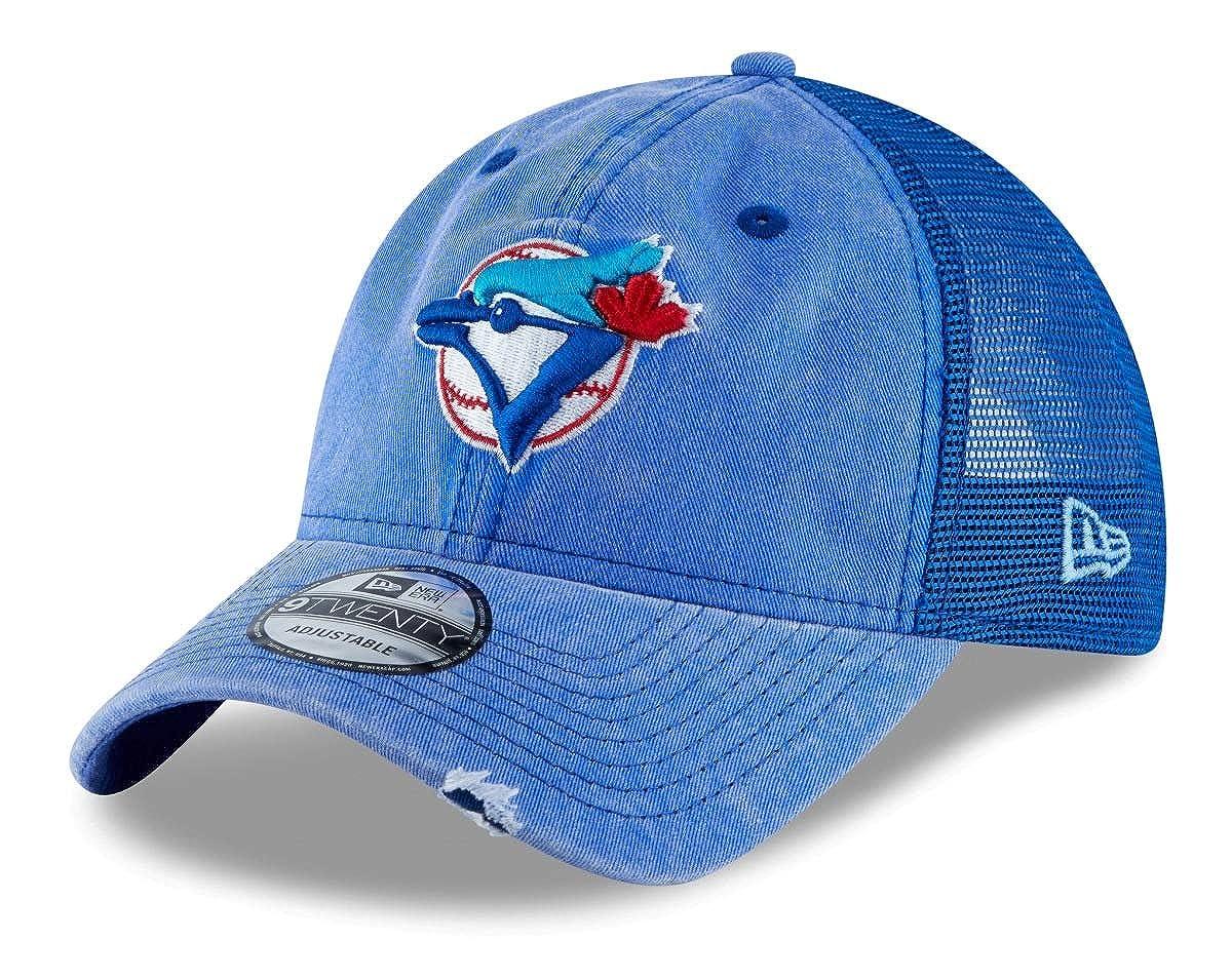 ec449f88a Amazon.com : New Era Toronto Blue Jays MLB 9Twenty Cooperstown Tonal ...