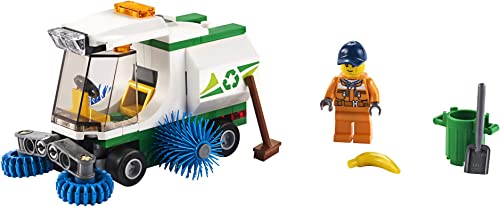 LEGO City Street Sweeper 60249 Construction Toy