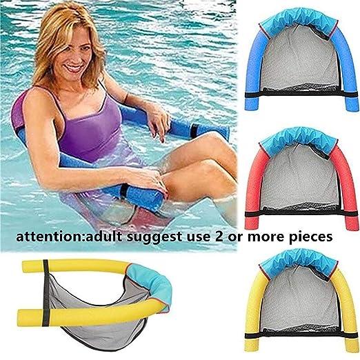 Adultos EPE Casual espuma flotante silla en agua juguete juego ...