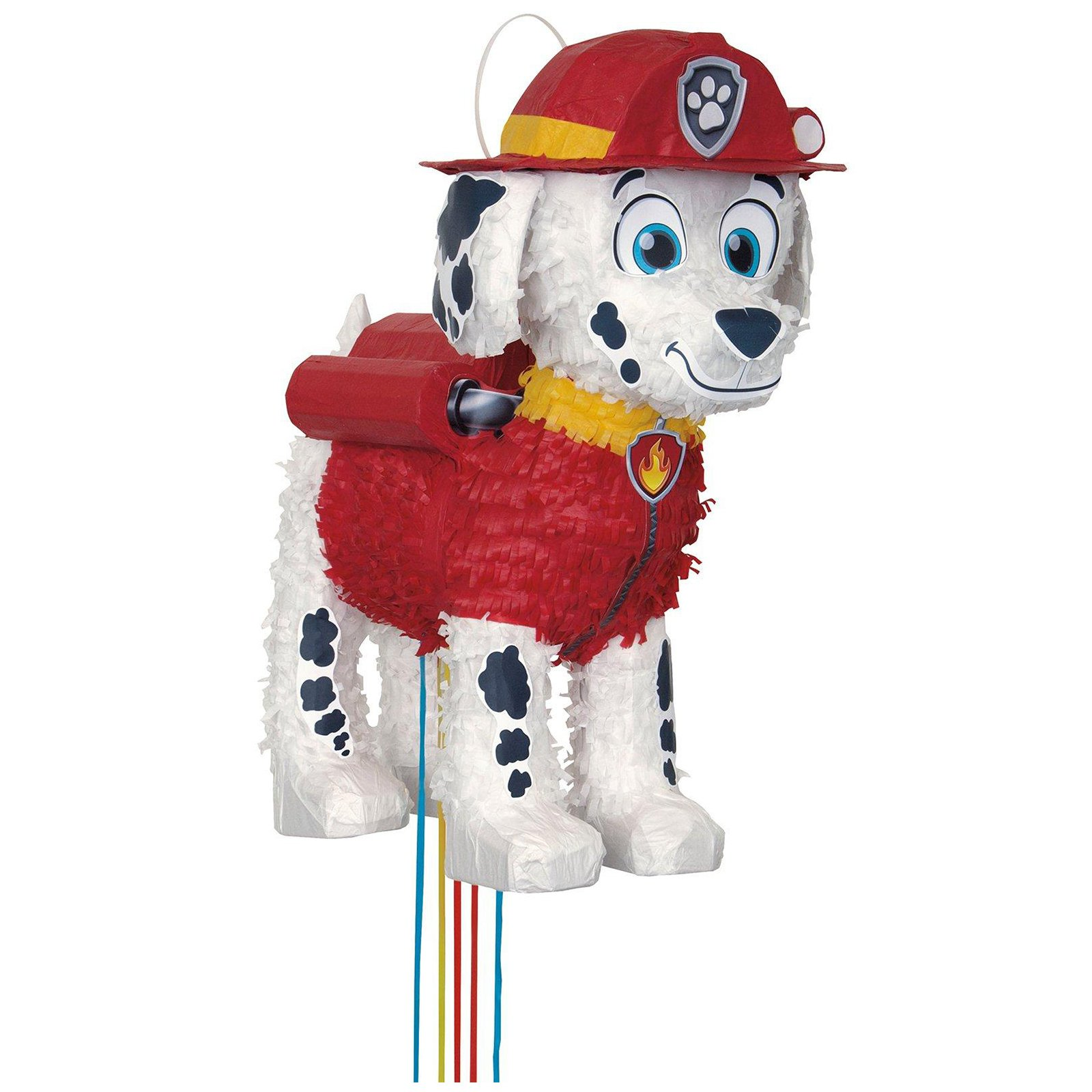 Unique Marshall PAW Patrol Pinata, Pull String