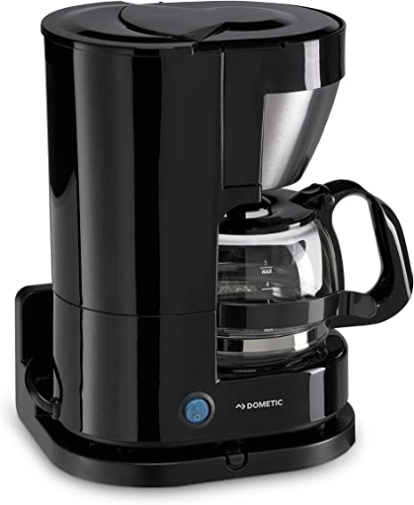 Amazon.es: Dometic PerfectCoffe MC 052 - Cafetera de 12 V para cinco tazas, con conector para mechero