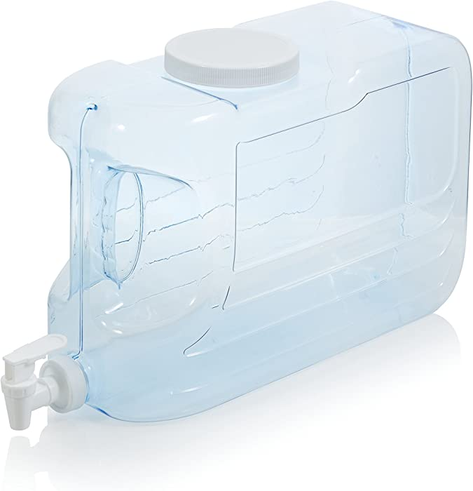The Best 2 Gallon Beverage Container