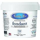 Satin Ice Fondant Vanilla White 20 Lbs