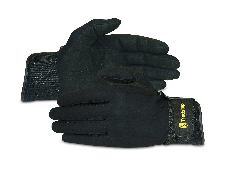 TredstepアイルランドEventer手袋 B009VR2Z7O 8 ブラック ブラック 8