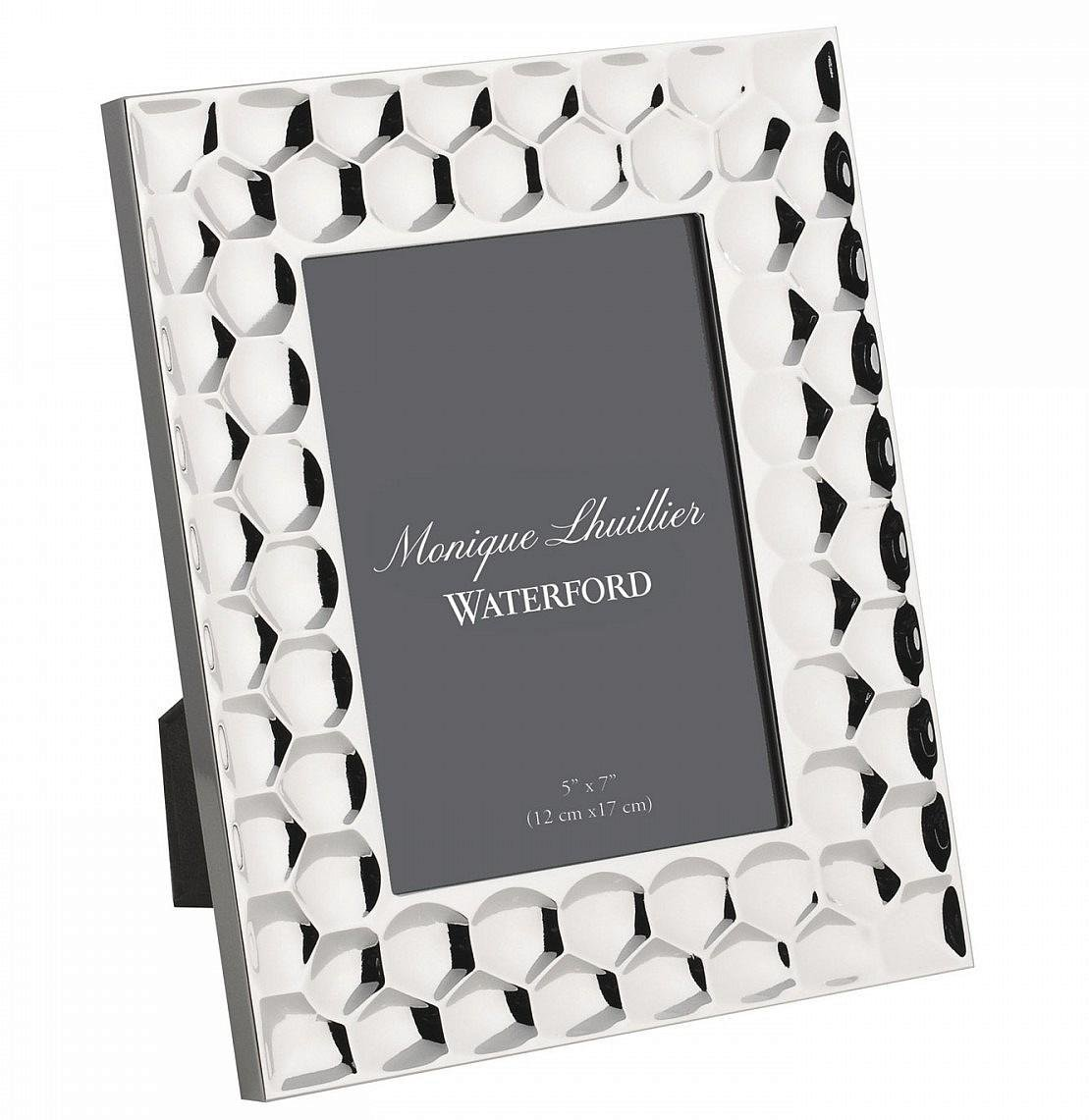 5x7 ATELIER METAL 5x7 frame by Monique Lhuillier for Waterford