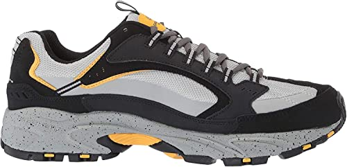 Skechers Sport Men's Stamina Nuovo Cutback Lace Up Sneaker