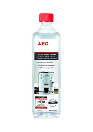 AEG ECF 4-2 Premium Descaler for all Fully-Pad- and ... | {Kapselmaschinen 48}