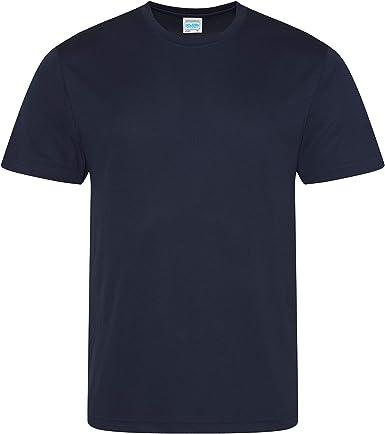 hot Men Slim Fit T-shirts Contrast Tshirt Short Sleeve Tee Tops Casual 3XL