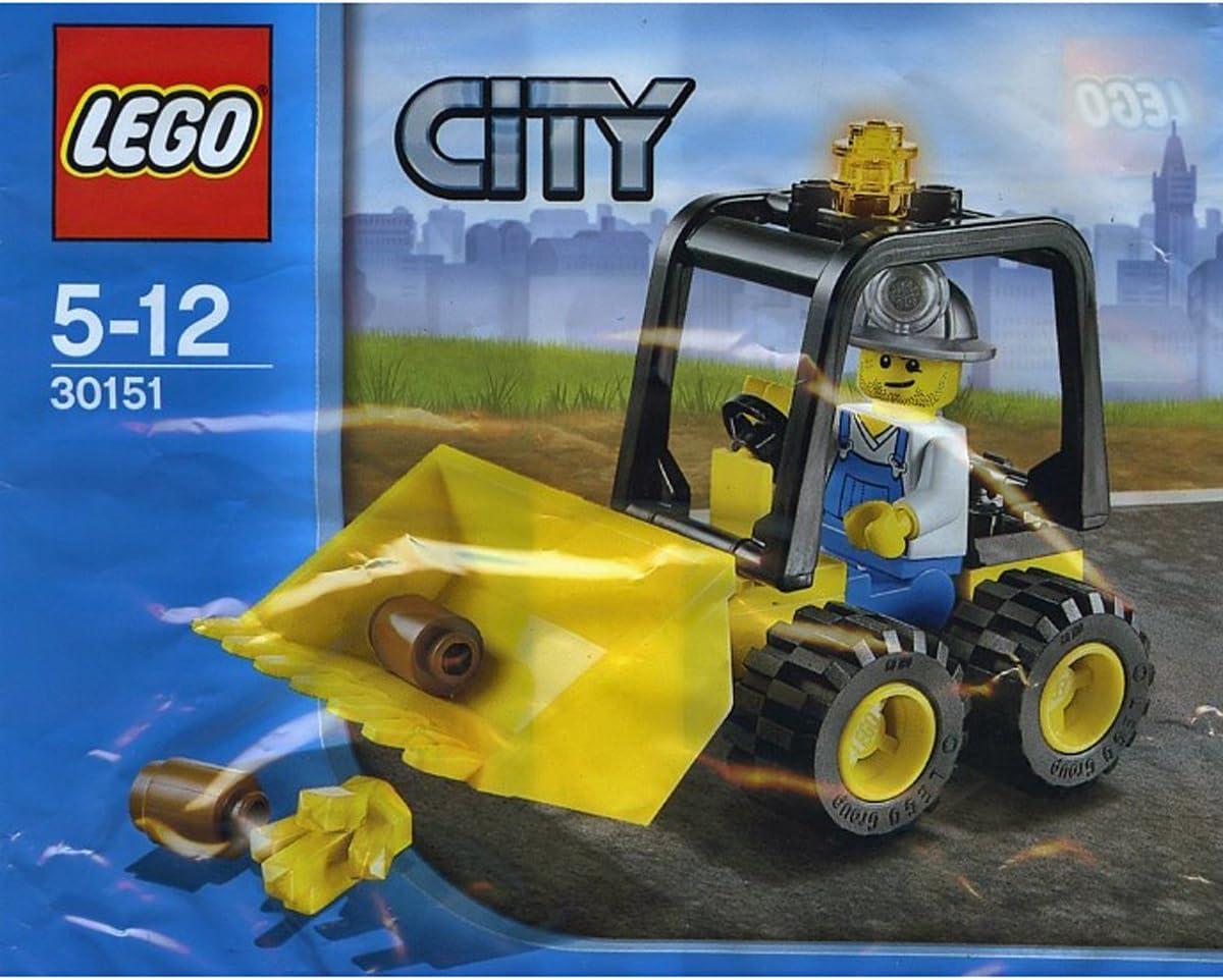 LEGO City Mining Dozer 30151