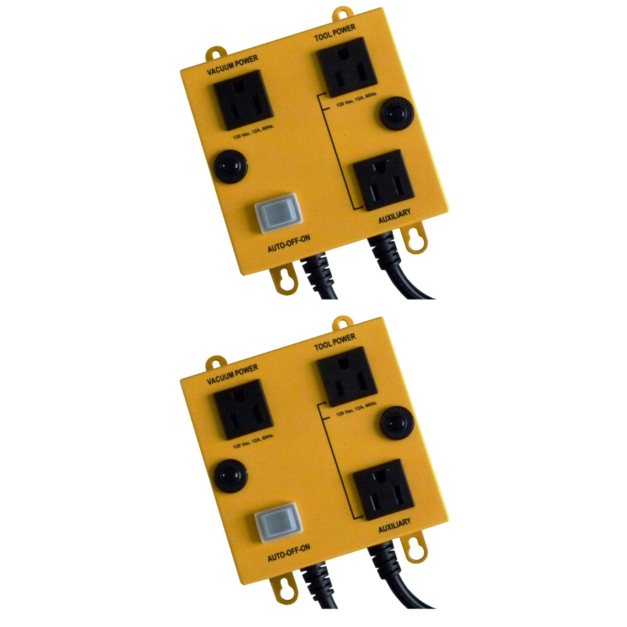 iVac Automated Vacuum Switch (2 Pack)