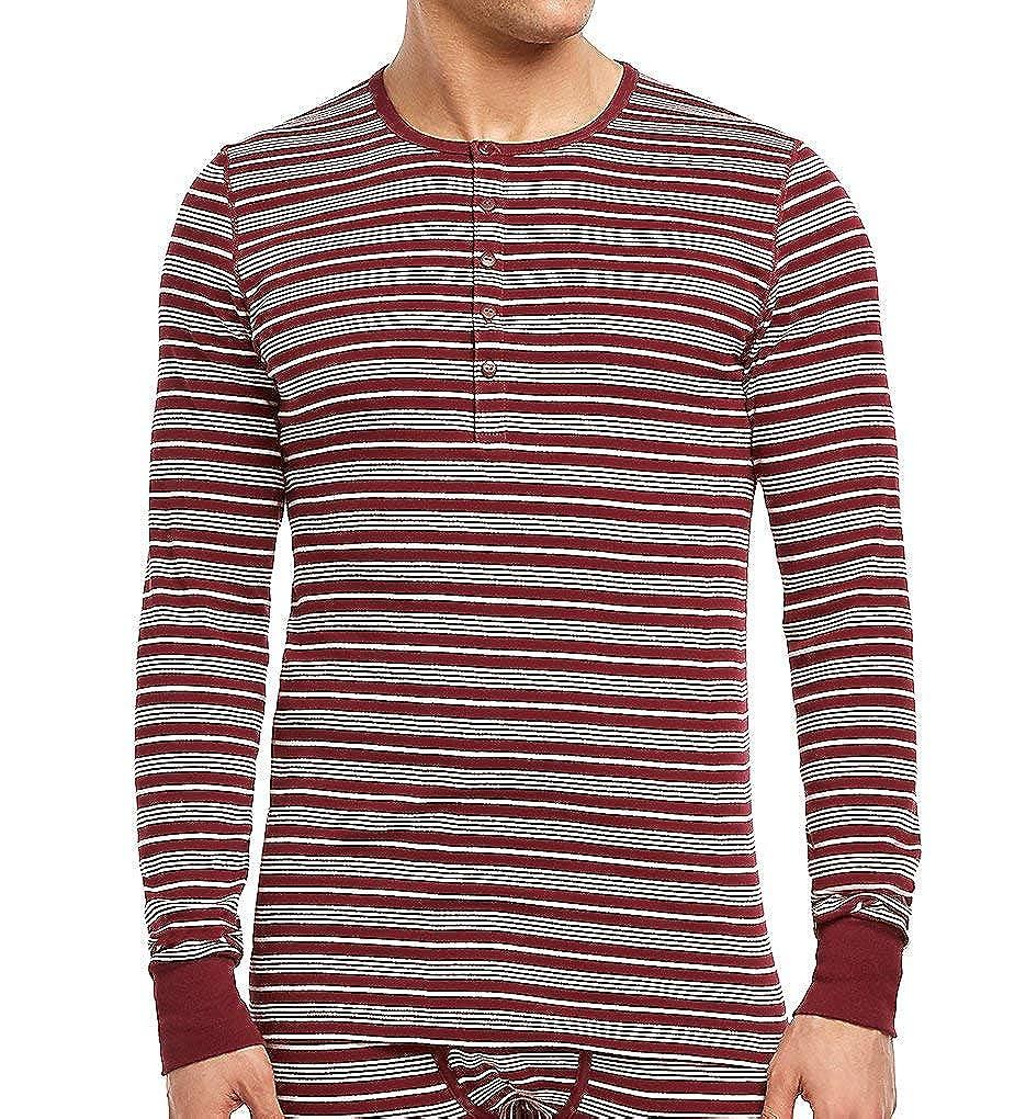 7c106c12 2(X)IST Men's Essential Long Sleeve Henley at Amazon Men's Clothing store: