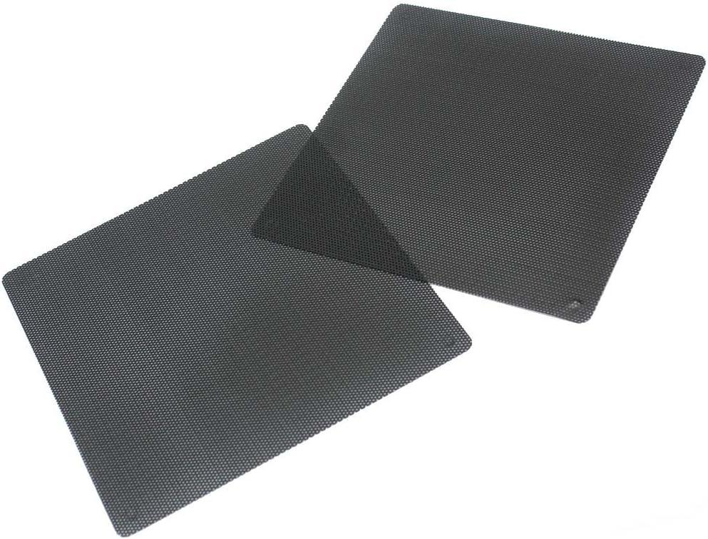 2 X Filtro Polvo Malla Accesorio Práctico para Ventilador ...