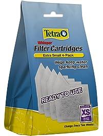 Tetra Whisper Extra Small Filter Cartridges, 4-Pack - AQ-78052