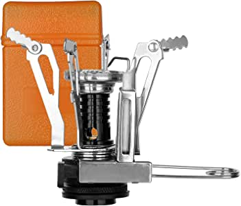 Amazon.com: OuterEQ Ultralight Outdoor Camping Stove Gas