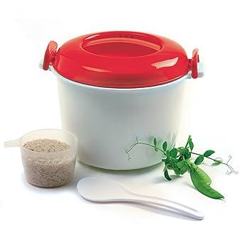 Amazon.com: Norpro – 4 Cocedor de arroz eléctrica Taza ...