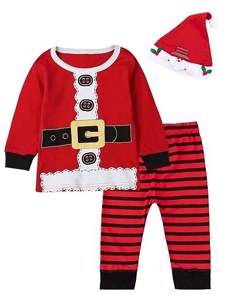 Amazon.com: Campo de arroz 3pcs bebé niños niñas Navidad ...