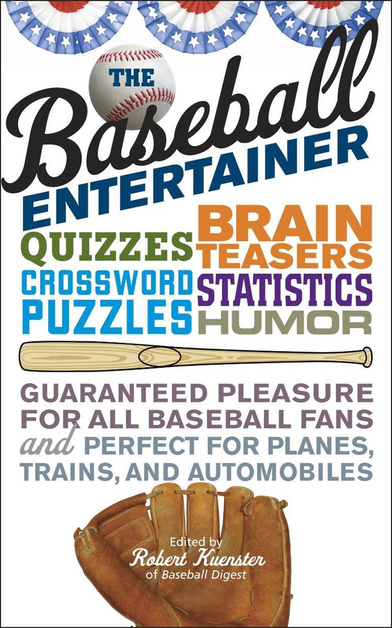 Download The Baseball Entertainer pdf epub