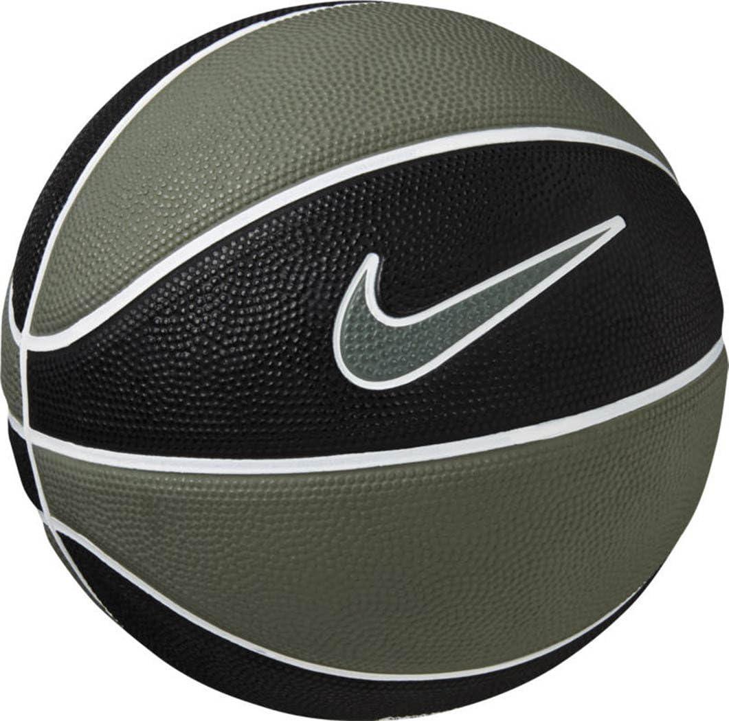 Nike Swoosh Mini Balón, Unisex Adulto, Gris Oscuro/Negro/Blanco, 3 ...