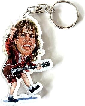 Llaveros Music Legend Caricature