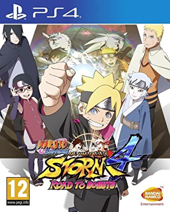 "<a href=""/node/41550"">Naruto Shippuden : Ultimate Ninja Storm 4 Road to Boruto</a>"