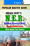Army's NER Exam Guide: Recruitment Exam (With Model Test Papers) (Popular Master Guide)