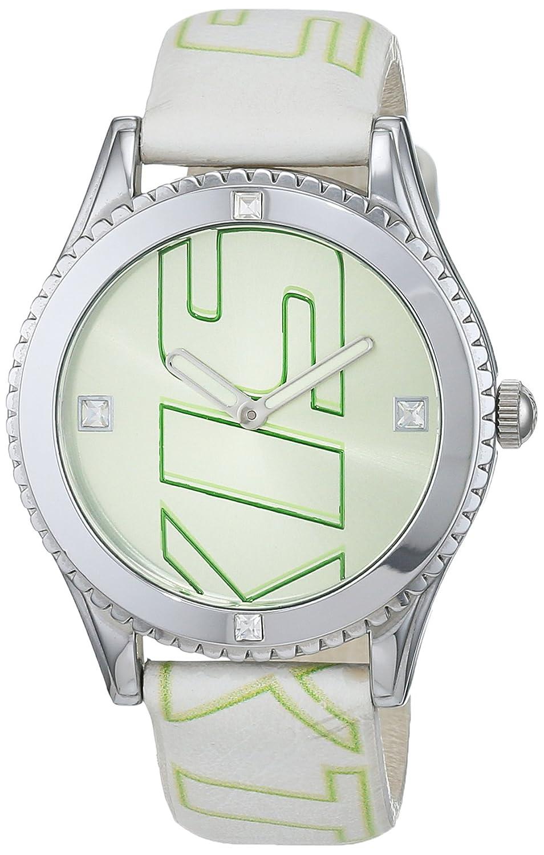Miss Sixty Reloj Análogo clásico para Mujer de Cuarzo con Correa en Cuero WM2R5003: Amazon.es: Relojes