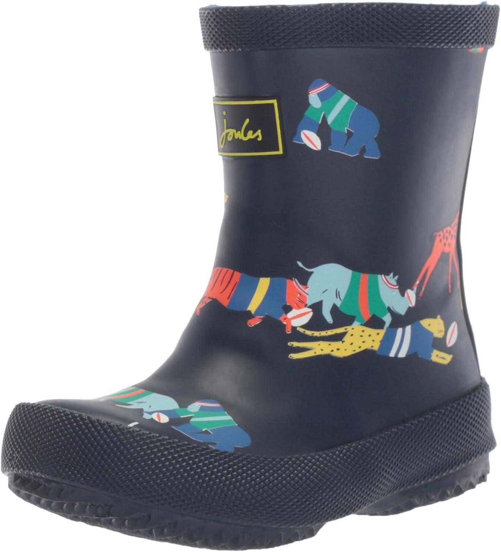 Joules Unisex-Child JNRWELLIBOB Rain Boot