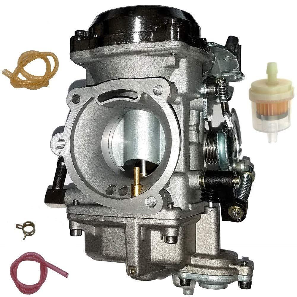 CV 40mm Carburetor for Dyna Electra Glide Sportster 883 40mm 27421-99 27490-04 27465-04