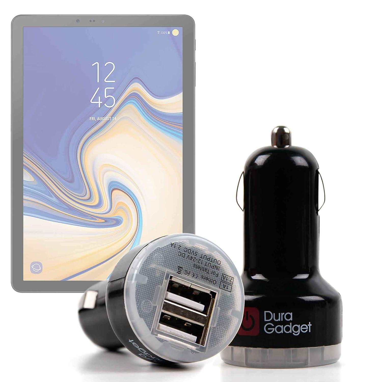 DURAGADGET Cargador Mechero del Coche para Tablet Samsung ...