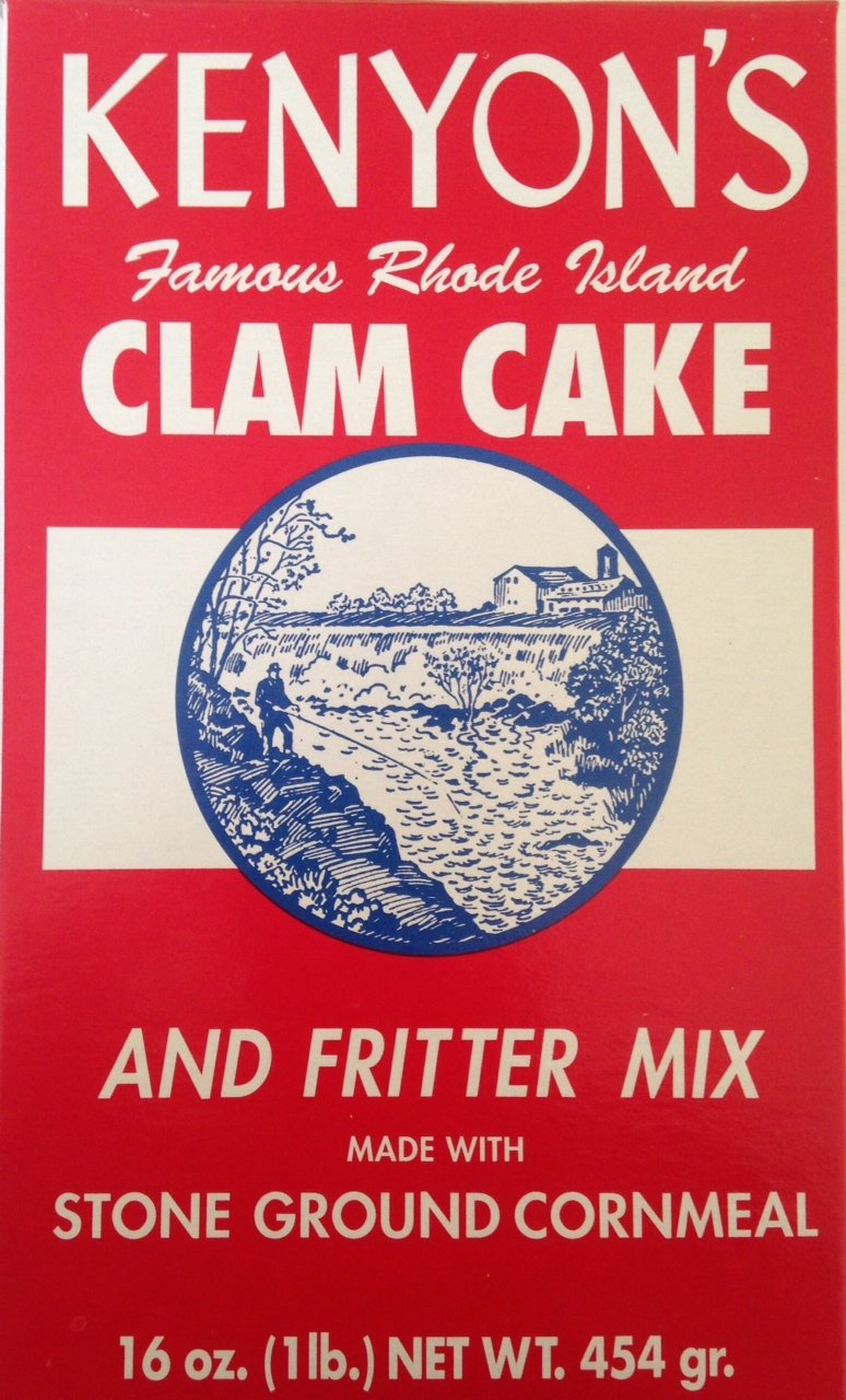 amazon com kenyon u0027s famous rhode island clam cake and fritter