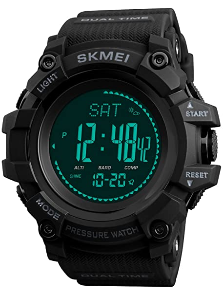 Review Mens Altimeter Barometer Compass