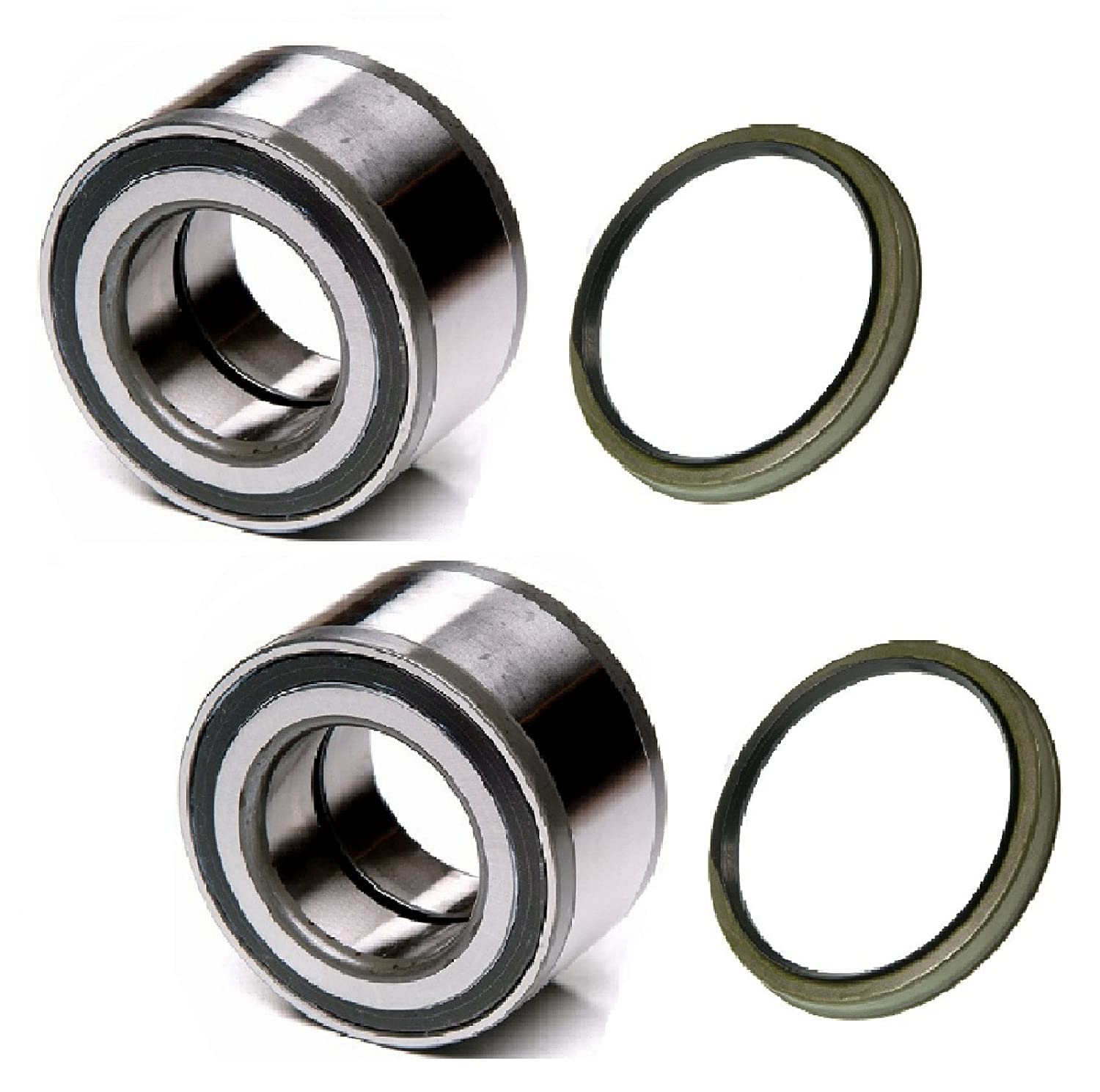 2WD PAIR Front Left And Right Wheel Bearing /& Seal fit 2000 2001 2002 2003 2004 2005 2006 TOYOTA TUNDRA