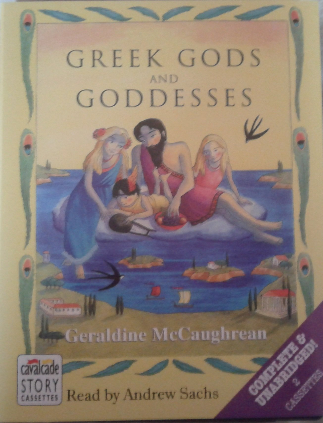 Download Greek Gods and Goddesses pdf epub
