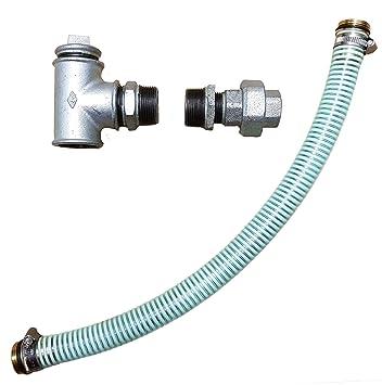 Conexión Set E de Bomba – Brunnen Bauhaus Agua de Jardín Bomba Jet Bomba de agua