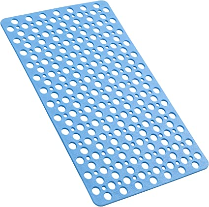TPE Shower Mat and Phtahlate Late YINENN Bathtub Mat Non Slip with Suction Cups