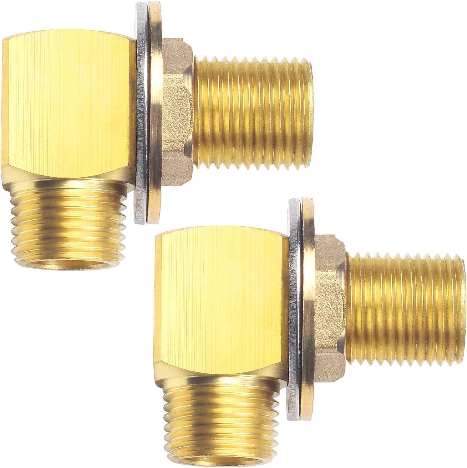 - IMLEZON Wall Mount Faucet Installation Kit For Back Splash Mount