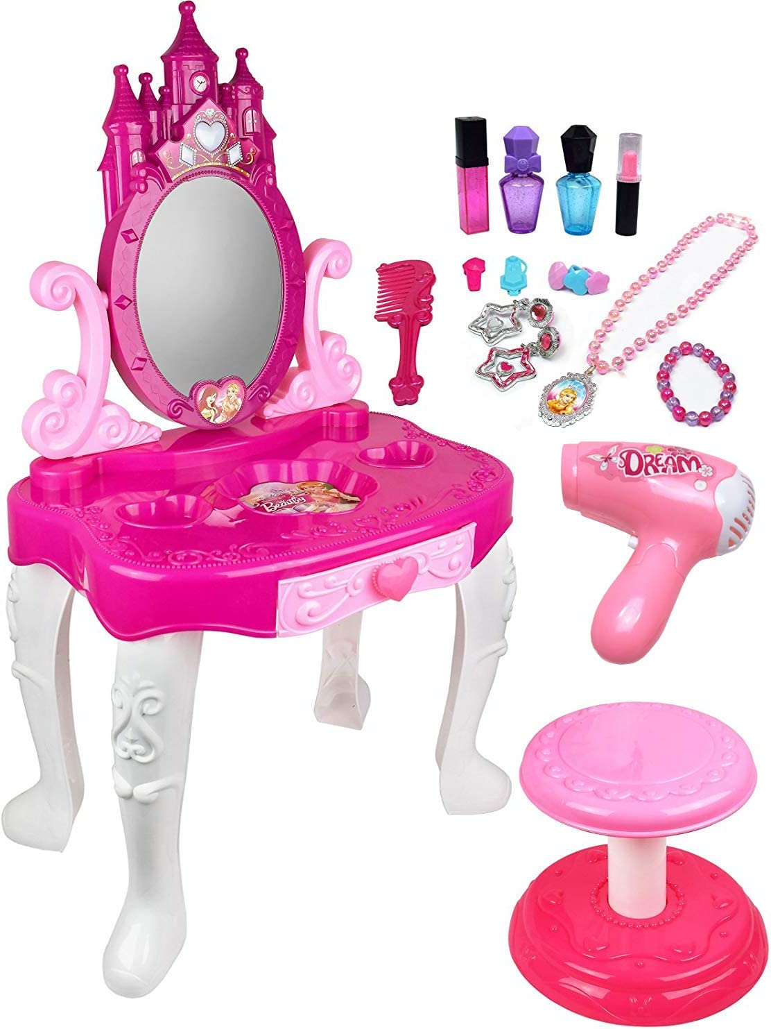 Cheap Little Girl Vanity Set Cheaper Than Retail Price Buy Clothing Accessories And Lifestyle Products For Women Men