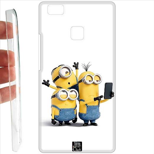 7 opinioni per Custodia cover RIGIDA per Huawei P9 Lite 070 minion selfie