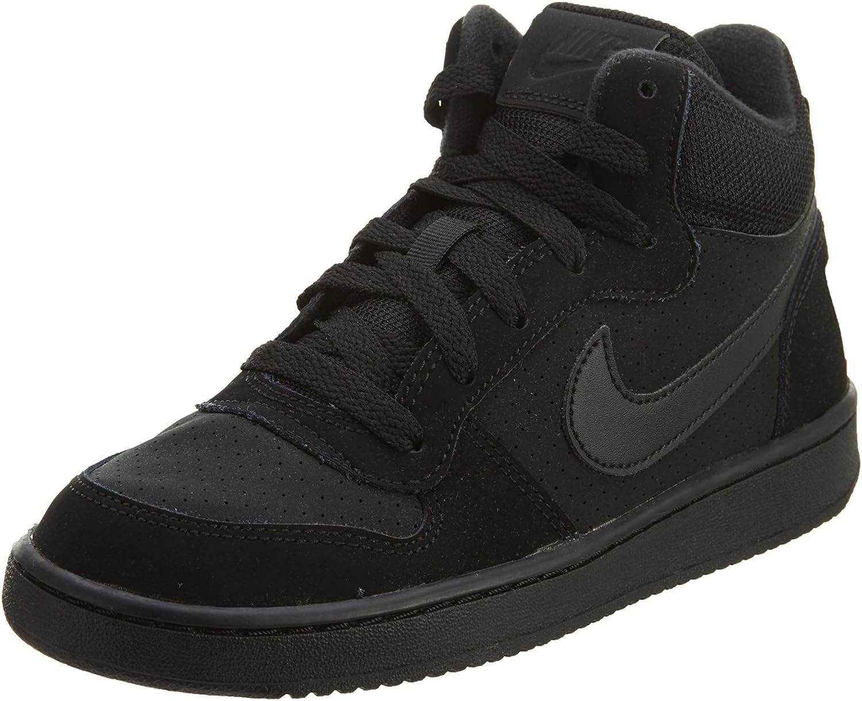 Nike Boys' Court Borough Mid Premium