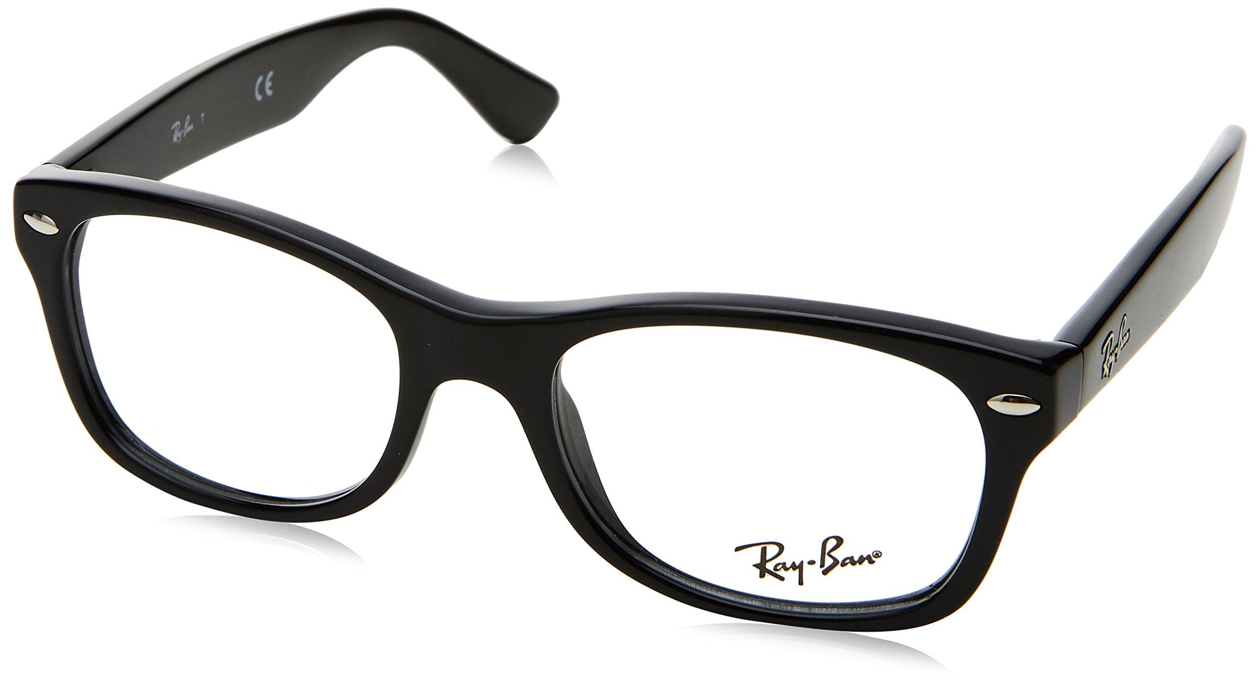 Ray Ban Junior RY1528 Eyeglasses-3542 Black-46mm
